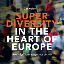 Cover book 'Superdiversity in the heart of Europe'